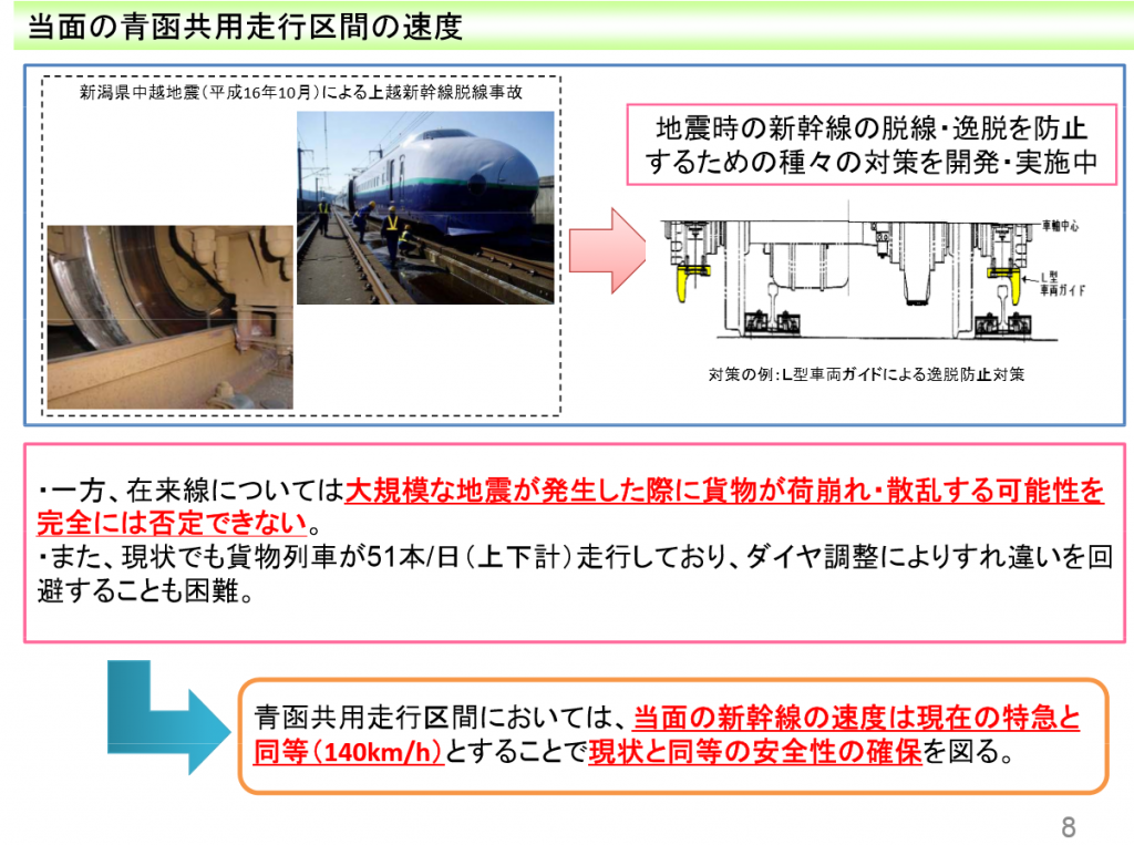 20170321_Newsの検証(北海道新幹線)_国交省140の理由